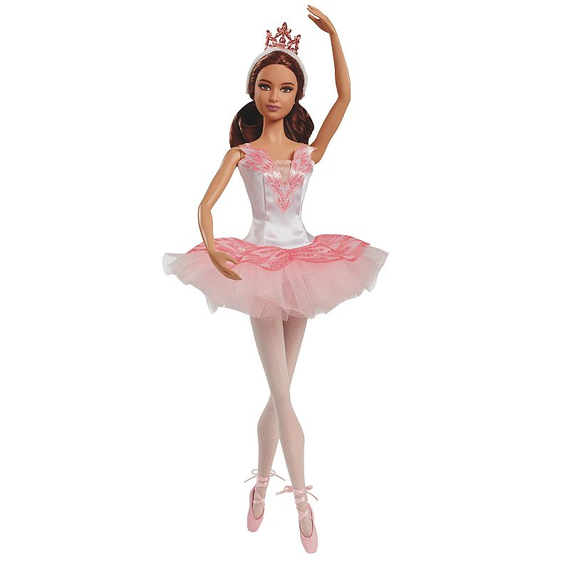 Barbie Ballet Wishes Barbie Doll, Multicolor
