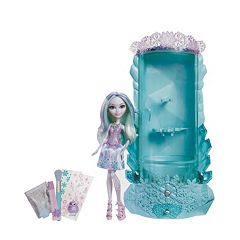 Ever After High Epic Winter Crystal Winter & Sparklizer Playset