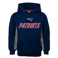 Boys 4-7 New England Patriots Energy Performance Hoodie