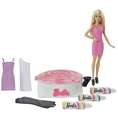 Barbie Spin Art Designer with Blonde Doll
