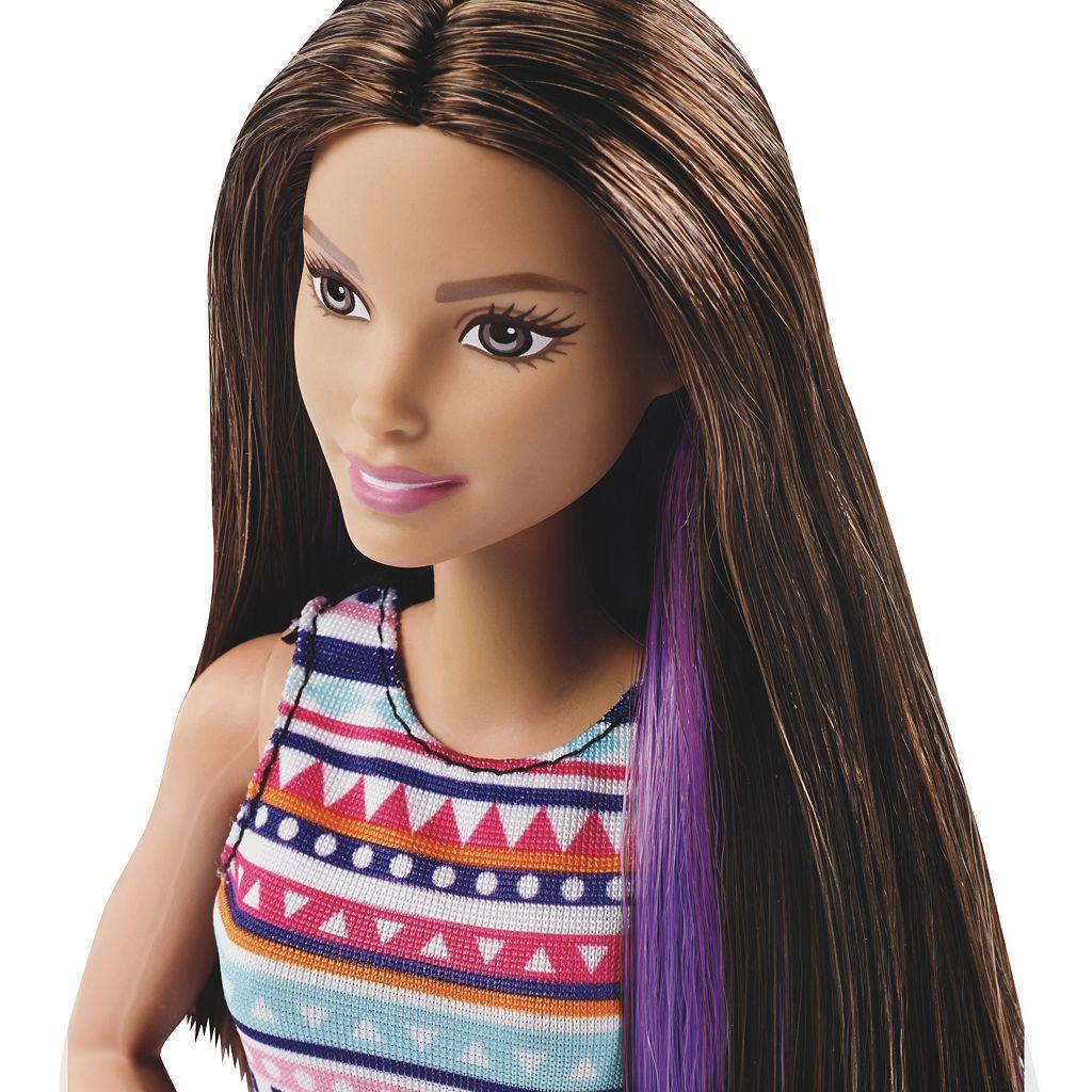 Barbie Sparkle Style Salon with Doll