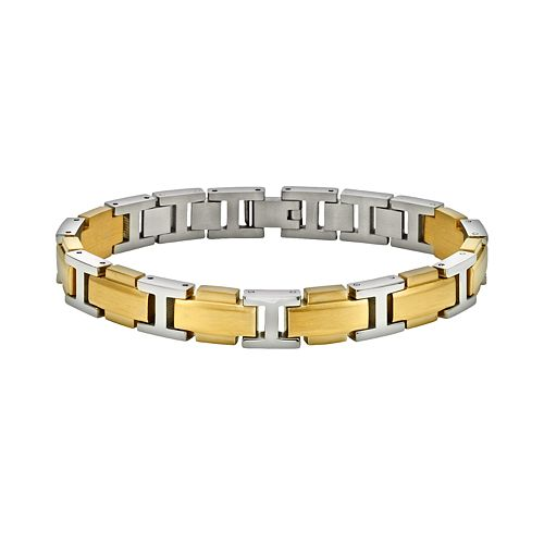 AXL by Triton Men's Stainless Steel Bracelet