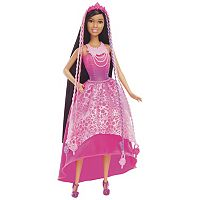 Barbie Endless Hair Kingdom Snap 'n Style Princess Nikki