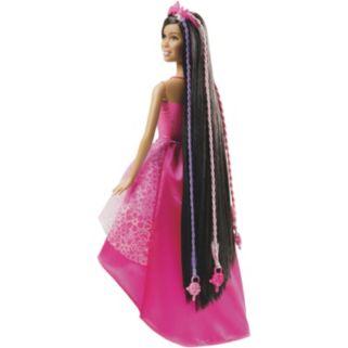 Barbie Endless Hair Kingdom Snap 'n Style Princess Nikki