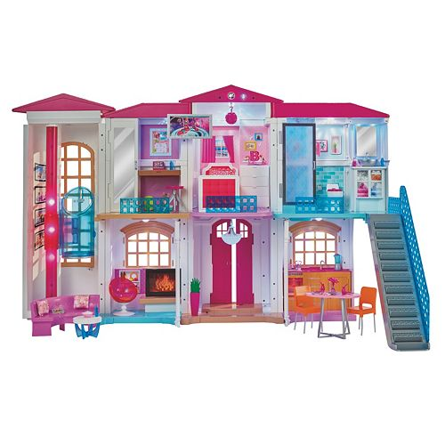 Wondrous Barbie Hello Dreamhouse Download Free Architecture Designs Rallybritishbridgeorg