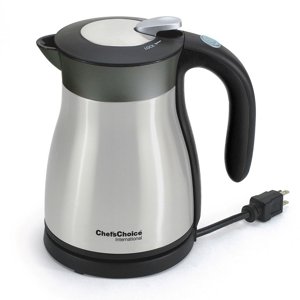 Chef'sChoice M691 International KeepHot Thermal Electric Kettle