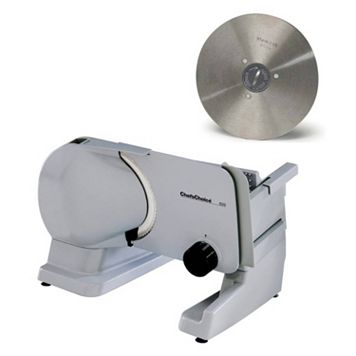 Chef'sChoice M609 Premium Electric Food Slicer with Non-Serrated Blade
