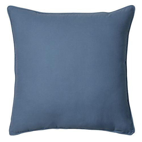 IZOD Chambray Stripe Euro Pillow