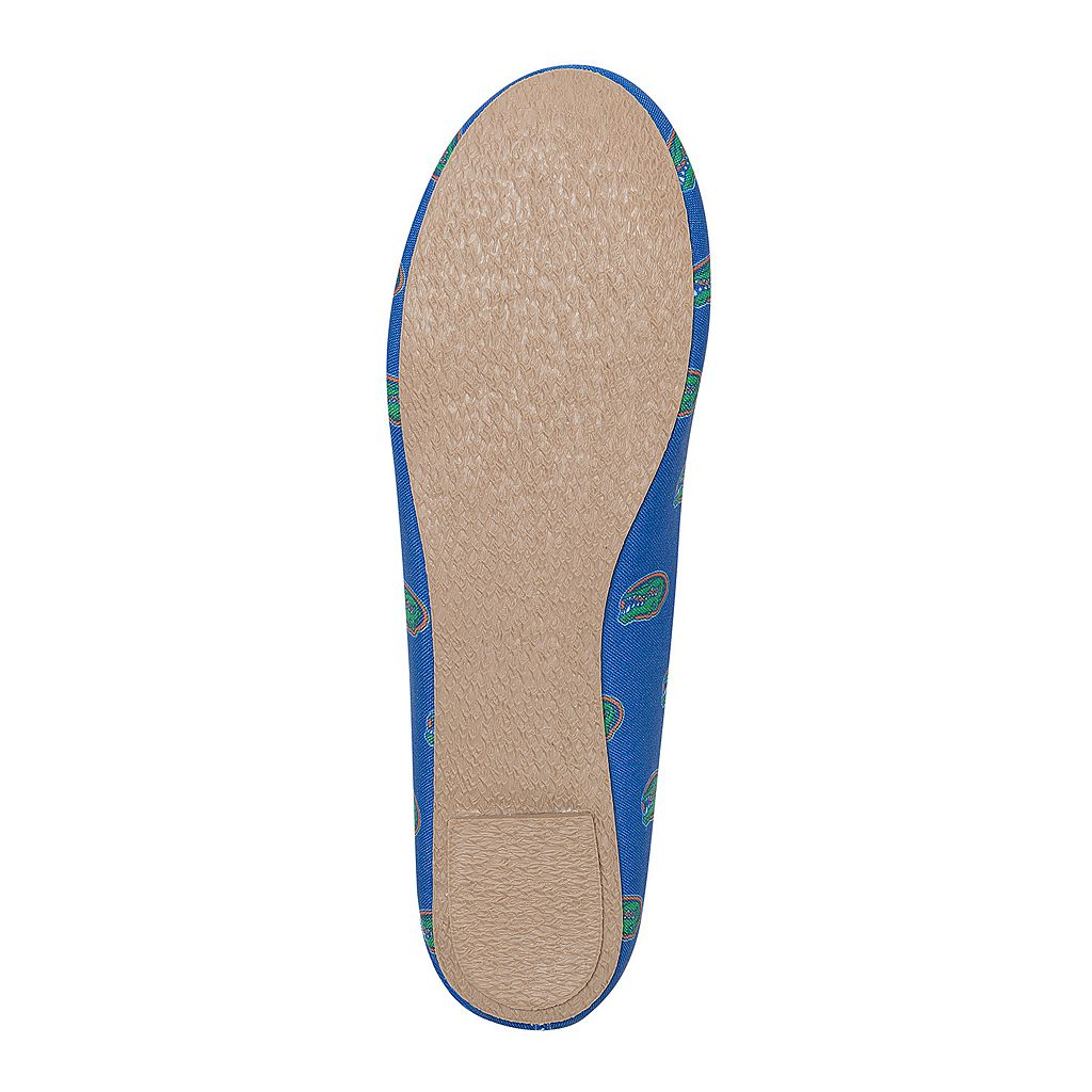 Women's Spirit Co. Florida Gators Logo Ballet Flats