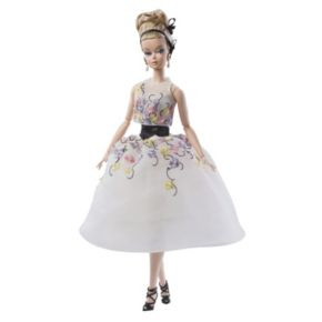 Barbie Fashion Model Collection Classic Cocktail Dress Doll