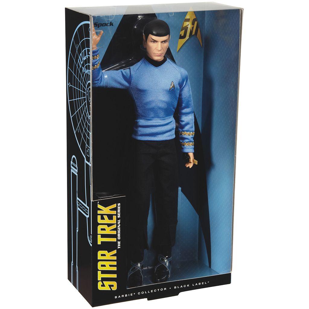 Barbie Star Trek 50th Anniversary Spock Doll