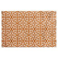Natco Terrace Tropic Contoy Medallion Indoor Outdoor Rug