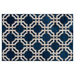 Natco Terrace Tropic Dolliver Geo Indoor Outdoor Rug