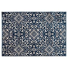 Natco Terrace Tropic McBee Scroll Indoor Outdoor Rug