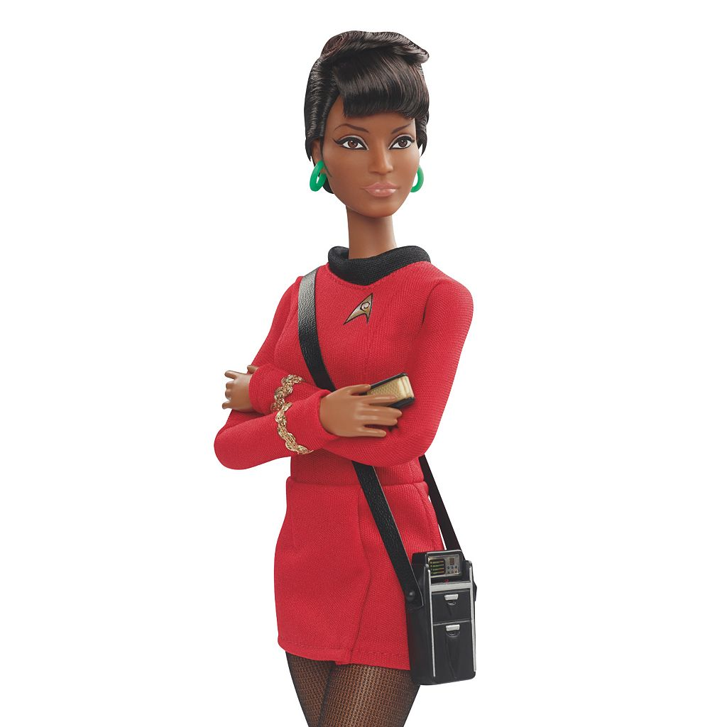 Barbie Star Trek 50th Anniversary Lieutenant Uhura Doll