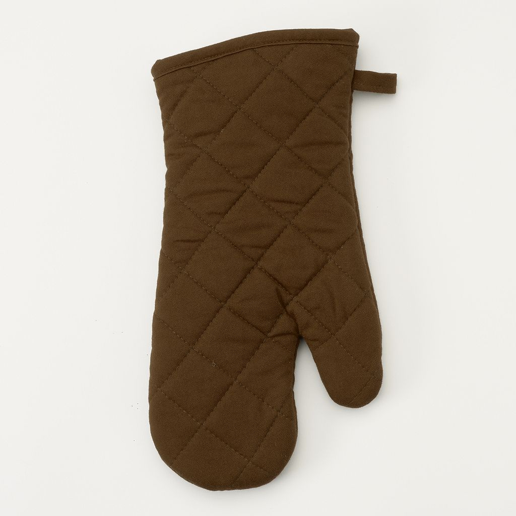 Food Network™ Quilted Oven Mitt