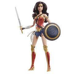 Barbie Batman v Superman: Dawn of Justice Wonder Woman Doll  by