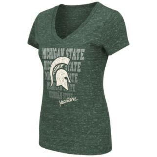 Women's Michigan State Spartans Delorean Tee