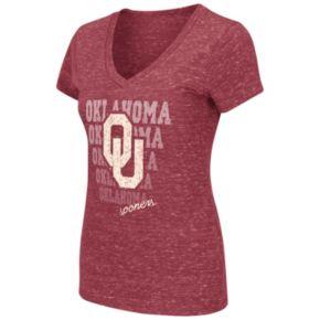 Women's Oklahoma Sooners Delorean Tee