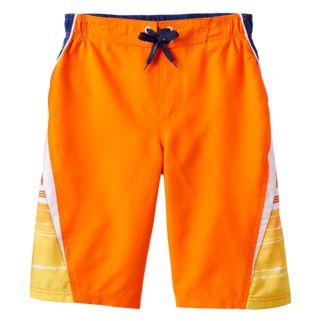 Boys 8-20 ZeroXposur Tropical Swim Trunks