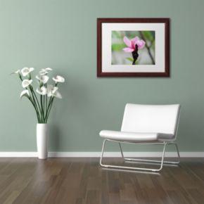 Trademark Fine Art Simplicity Matted Framed Wall Art