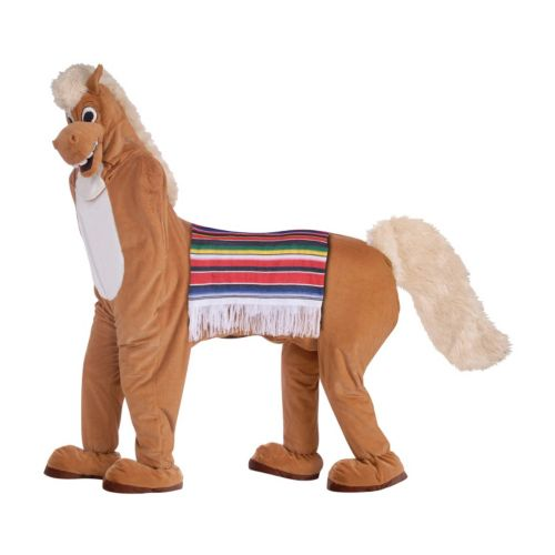 Adult 2-Person Horse Costume