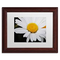 Trademark Fine Art Sweet Splendor Matted Framed Wall Art