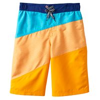 Boys 8-20 ZeroXposur Colorblock Swim Trunks