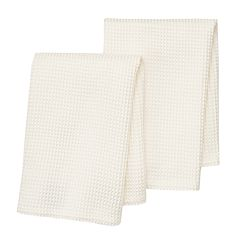 Food Network™ Microfiber Waffle Kitchen Towel 2-pack