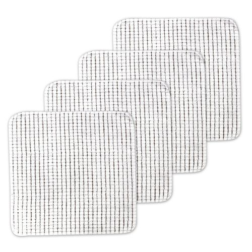Food Network™ Terry Dish Scrubber 4-pack