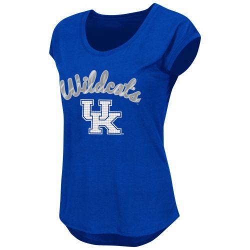 Juniors' Kentucky Wildcats Equinox Tee
