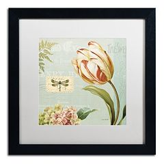 Trademark Fine Art Mother's Treasure II Framed Wall Art