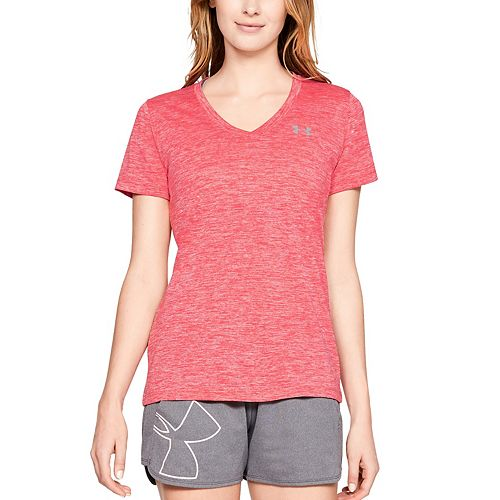 Women's Under Armour Tech™ Twist V-Neck Tee