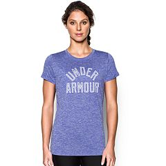 Women's Under Armour Tech Crew Graphic Tee