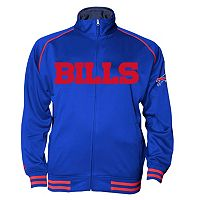 Big & Tall Majestic Buffalo Bills Track Jacket