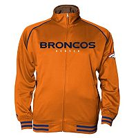 Big & Tall Majestic Denver Broncos Track Jacket