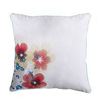VCNY Inspire Me Mix & Match Flowers Throw Pillow