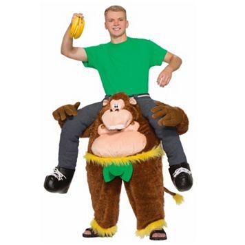 Adult Monkeyin' Around Pull-On Pants Costume