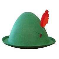 Adult Alpine Costume Hat