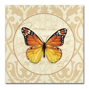 Trademark Fine Art End of Summer IV Canvas Wall Art