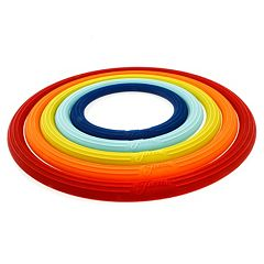 Fiesta 5-pc. Silicone Trivet Set
