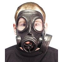 Adult Costume Gas Mask