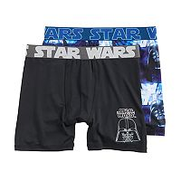 Boys Star Wars Darth Vader 2-Pack Boxer Briefs