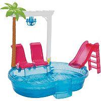 Barbie Glam Pool Playset