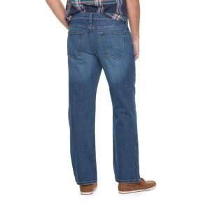 Men's SONOMA Goods for Life? Flexwear Relaxed-Fit Stretch Jeans