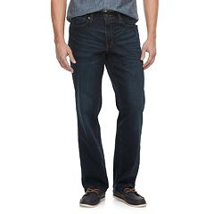 Men's SONOMA Goods for Life™ Flexwear Relaxed-Fit Stretch Jeans