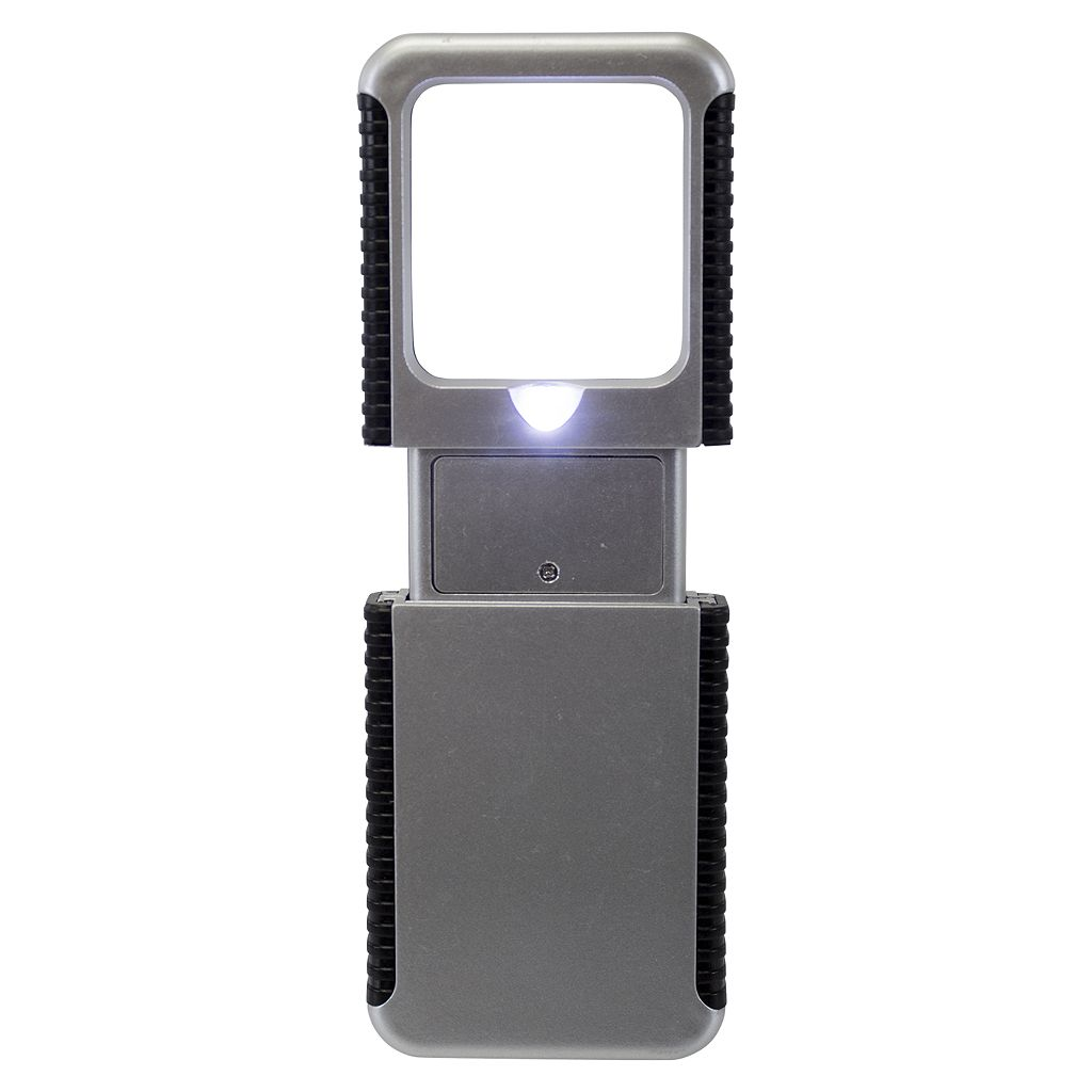 Totes Pop-Up Magnifier with Light