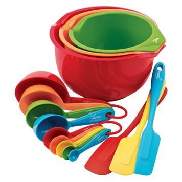 Fiesta 15-pc. Prep and Serve Baking Set