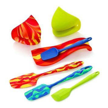 Fiesta 7-pc. Cooking Utensil Set