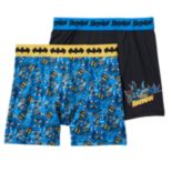Boys Batman 2-Pack Boxer Briefs